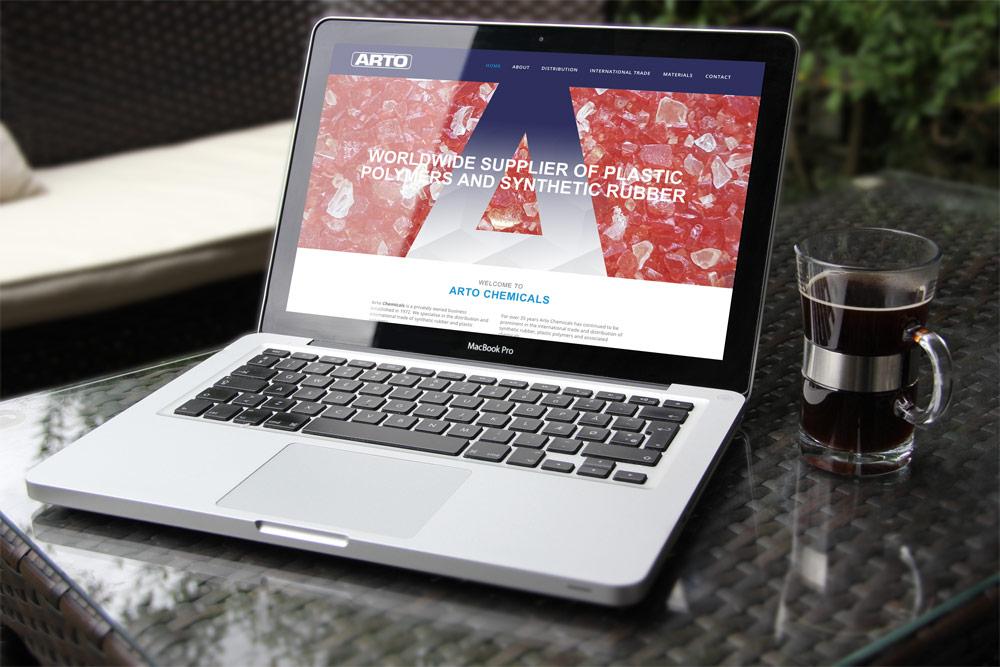Arto Website
